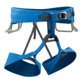 BLACK DIAMOND MENS SOLUTION HARNESS – ULTRA BLUE