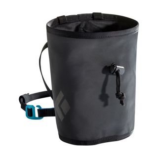 BLACK DIAMOND CREEK CHALK BAG – BLACK