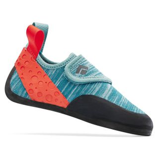 BLACK DIAMOND MOMENTUM KIDS CLIMBING SHOES – CASPIAN